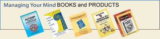 Managing yourmind books and products